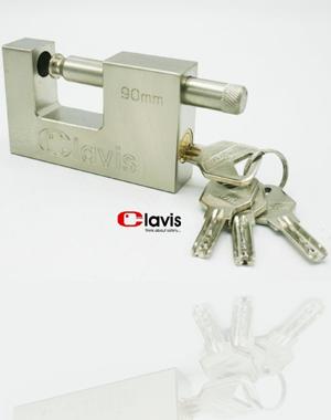 قفل کتابی کلاویس-سایز 90